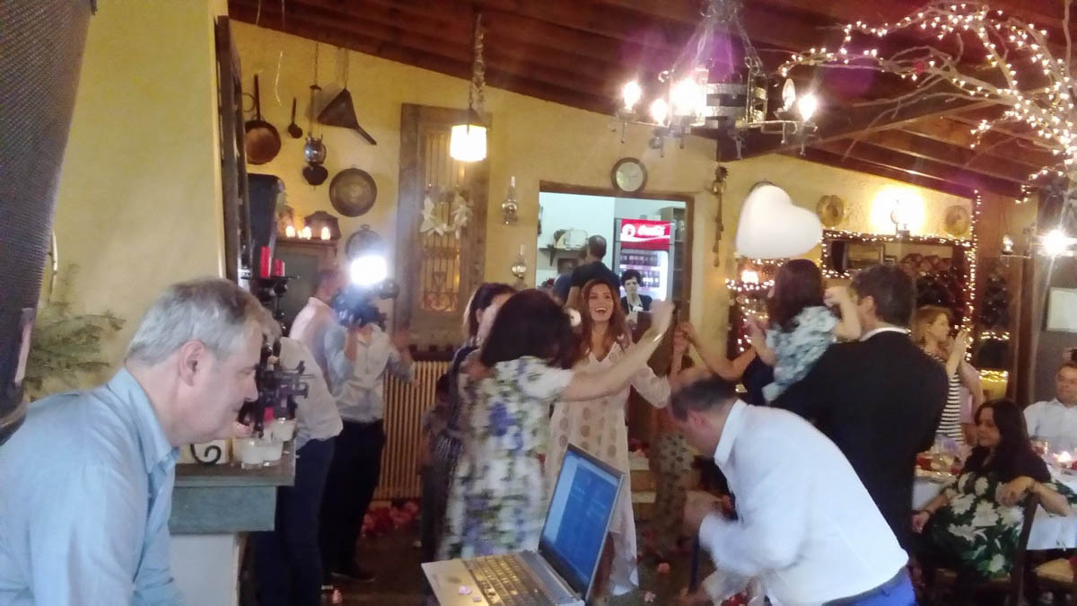christening dance